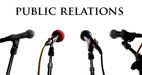 Public Relation, mediální komunikace