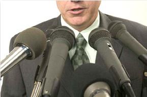 Tréning tiskových mluvčích